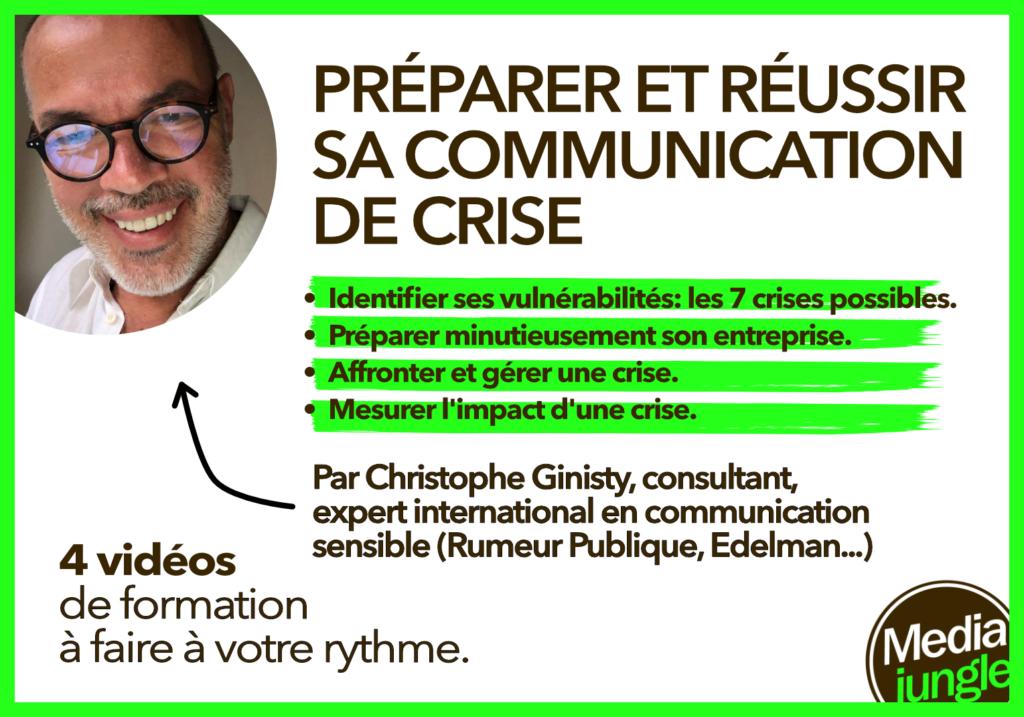 Réussir sa communication de crise
